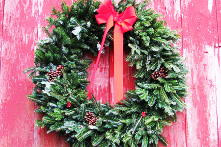 mcta christmas wreath - Christmas Tree Shop Careers