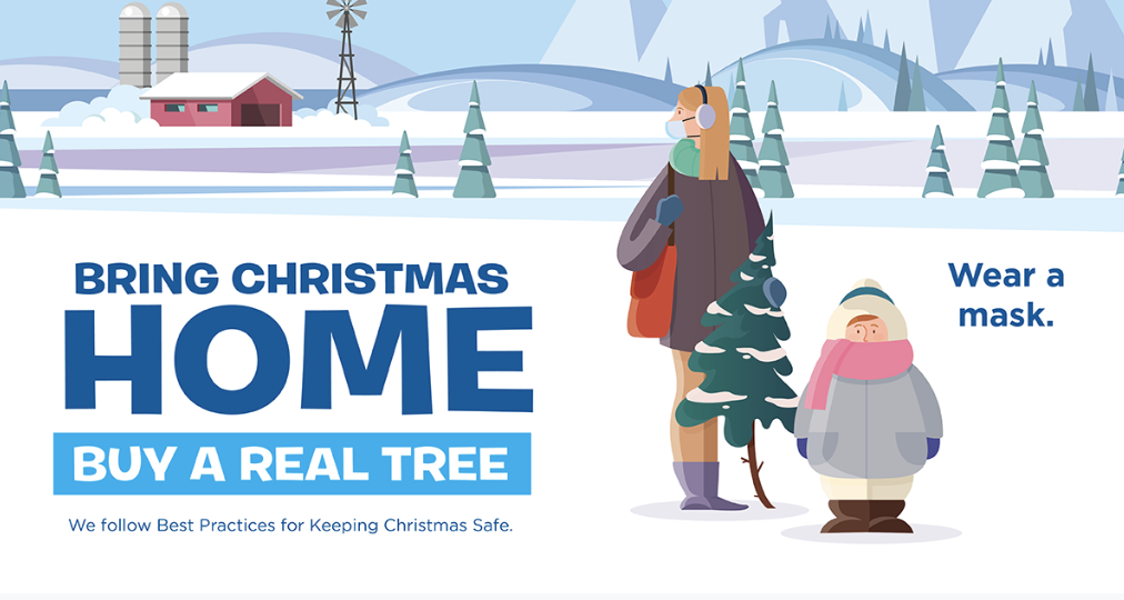 Merry Christmas! Looking for a Tree? Visit the Choose and Cut and Retail lots section of our website.